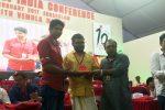 SSU of JVP in DYFI conference in Kerala