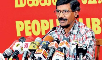 JVP to build broad front to contest 2020 election