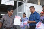 JVP organizes masses against new tax bill