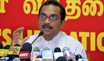 We supported the Bill to correct distortions in Provincial Council election process – Comrade Bimal Rathnayaka
