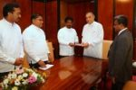 JVP hands over no-confidence motion against Minister Musthapha