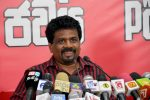 Defeat reactionary camp of UNP, SLFP & SLPP and bring victory to JVP