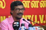 It is the JVP that will have to serve the people – Comrade Tilvin Silva
