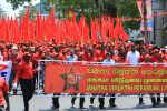 JVP celebrates May Day with two rallies this year