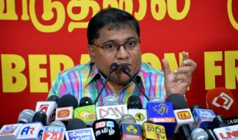 Govt. using cats paws to sling mud at JVP in a bid to protect fraudsters