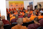 '20' receives blessings of Maha Sangha