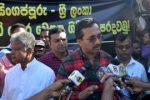 """""""Oppose Singapore – Sri Lanka illegal Trade Pact"""""""